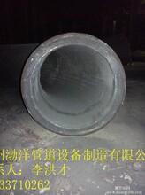 耐磨陶瓷复合管铁矿用耐磨陶瓷管耐磨铸石管风力送砂管
