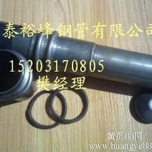 关于拉萨声测管的安装范围和介绍—泰裕峰钢管有限公司有话说: