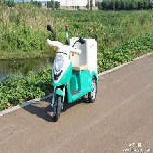 电动三轮保洁车快速保洁车