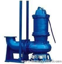自动耦合式排污泵用途WQ、QW自动耦合式排污泵产品特点图片
