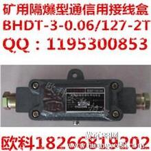 通信电缆接线盒BHDT系列隔爆型通信电缆接线盒图片