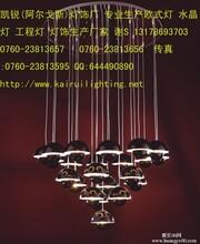工程灯具简约灯吊灯后现代灯会所KTV别墅咖啡厅售楼处