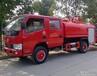 粮库消防车装水5吨水罐简易型消防车