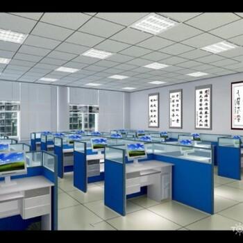 廣州天河區科學城、辦公室裝修、天花吊頂、石膏板隔斷