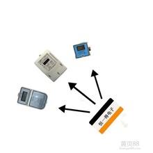 出租房卡式水電表圖片
