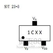 NU501-1C40(K中心电流40MA有过温保护功能)
