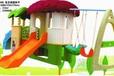 大型组合游乐滑梯专卖山东幼儿园滑梯厂家