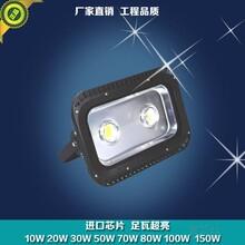 led室外投光灯泛光灯大功率户外灯具