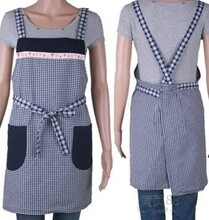 云南领盾广告围裙定做蕾丝围腰印字布料任你选规格给你定图片