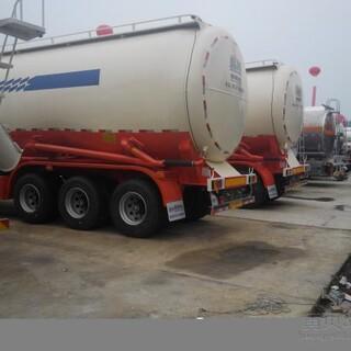 山东生产水泥罐运输散装水泥罐车新设计50立方超轻型罐车图片6