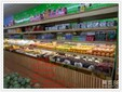 天津正豪水果货架蔬菜货架干果货架米粮桶杂粮柜