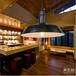 天津创意北欧工业风格艺术个性烤漆服装店铝材餐厅吊灯