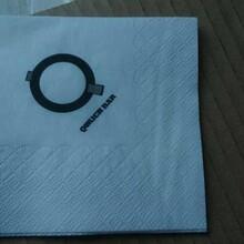 富新隆餐巾纸厂家生产印刷餐厅广告餐巾纸,酒楼盒抽logo餐巾纸,酒店盒装广告餐巾纸