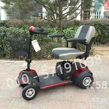 美丽驰S247可折叠电动车老人代步车电动轮椅老年残疾人电动车包邮