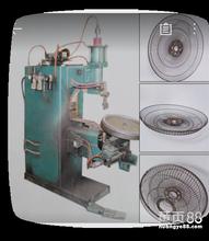 厂家大量供应成套风扇护网/网罩焊接生产线/生产设备-焊机