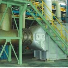 玻璃窖炉余热回收利用气气换热器