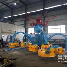 章鱼游乐设备,游乐设备,金山游乐机械图片