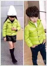 哪里批发时尚童装羽绒服最便宜质量好工厂直销超低价位~赚钱快!