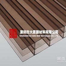 龙岗阳光板新料-龙岗茶色阳光板现货-龙岗蓝色PC板批发德国标准品质保证