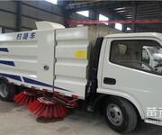 贵阳东风3吨道路清扫车厂家出售图片