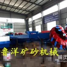 绞吸式挖沙船设备生产厂家