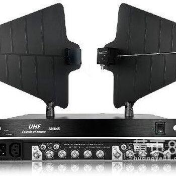 向性U段可调频无线话筒/麦克风天线分配器信号放大器AN845】-黄页图片