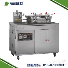 啤酒爆烤鸡鸭炉炸鸡鸭的机器自动控温炸鸡炉北京炸鸭炸鸡炉