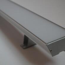 批发,三安光电移动感应LED线条灯,可固定安装雷达感应led车库灯