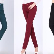 厂家库存清仓加绒加厚铅笔裤批发最好卖的尾单打底裤大量批发