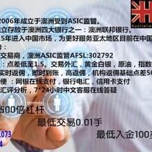 USG澳洲知名外汇交易商诚招代理商