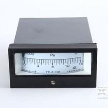 乐清柳市厂家供应微压表方形压力表YEJ-101