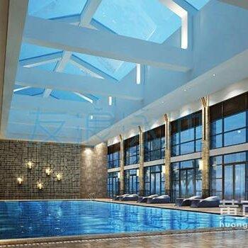 室内游泳池应怎样设计布局?需注意什么室内泳池效果图设计
