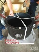 百顿坩埚、碳化硅第二代石墨坩埚、最新氮化硅石墨保护套!!!图片