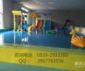 成都厂家承建定制儿童室内水上乐园大型儿童戏水池