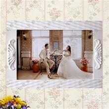 炫彩框业图婚纱相框批发相框