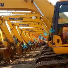 上海二手挖掘机市场国产进口各型号挖掘机批发