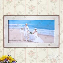 炫彩框业图,高档婚纱相框批发,相框